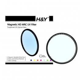 Magnetic HD MRC UV 72mm