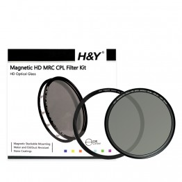 Magnetic HD MRC CPL 72mm