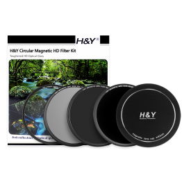 HNY HD MRC IR ND8/64/1000 72mm KIT