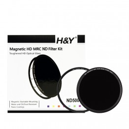 HNY Magnetic HD MRC IR ND500 72mm