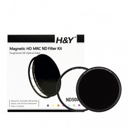 HNY Magnetic HD MRC IR ND500 82mm