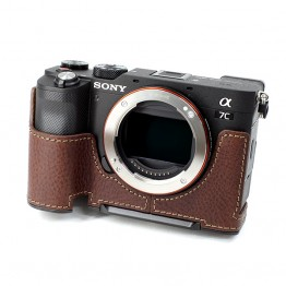 SONY A7C BROWN